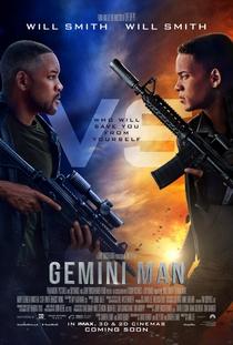 Projeto Gemini - Poster / Capa / Cartaz - Oficial 3
