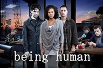 Being Human (4ª Temporada) - Poster / Capa / Cartaz - Oficial 1
