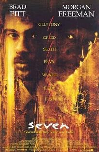 Seven: Os Sete Crimes Capitais - Poster / Capa / Cartaz - Oficial 4