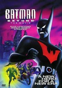Batman do Futuro: O Filme - Poster / Capa / Cartaz - Oficial 1