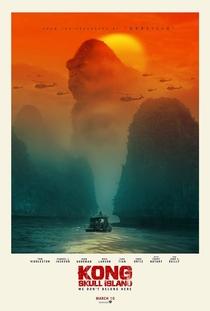 Kong: A Ilha da Caveira - Poster / Capa / Cartaz - Oficial 5