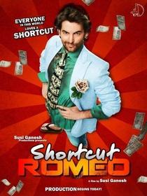 Shortcut Romeo - Poster / Capa / Cartaz - Oficial 2
