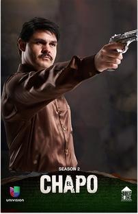 El Chapo (2ª Temporada) - Poster / Capa / Cartaz - Oficial 1