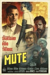 Mudo - Poster / Capa / Cartaz - Oficial 4