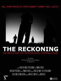 The Reckoning - Poster / Capa / Cartaz - Oficial 1