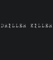 Driller Killer - Poster / Capa / Cartaz - Oficial 1