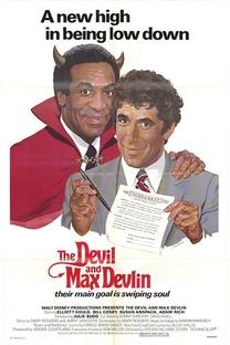 Max Devlin e o Diabo - Poster / Capa / Cartaz - Oficial 2