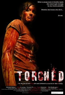 Torched - Poster / Capa / Cartaz - Oficial 1