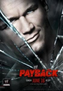 WWE Payback - Poster / Capa / Cartaz - Oficial 1