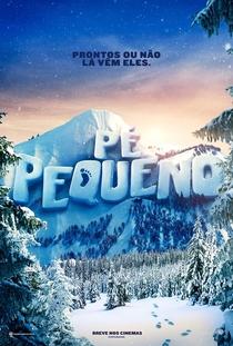 PéPequeno - Poster / Capa / Cartaz - Oficial 3