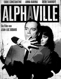 Alphaville - Poster / Capa / Cartaz - Oficial 7