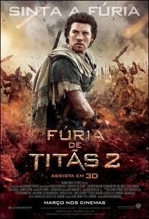 Fúria de Titãs 2 - Poster / Capa / Cartaz - Oficial 3