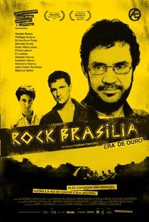 Rock Brasília – Era de Ouro - Poster / Capa / Cartaz - Oficial 1