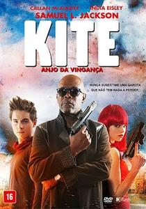 Kite: Anjo da Vingança - Poster / Capa / Cartaz - Oficial 5