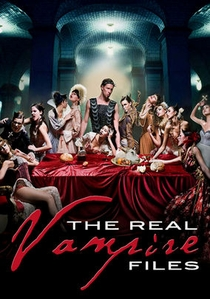 The Real Vampire Files - Poster / Capa / Cartaz - Oficial 1