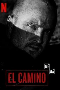 El Camino: A Breaking Bad Movie - Poster / Capa / Cartaz - Oficial 3