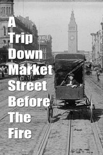 Uma Viagem Pela Rua Market - Poster / Capa / Cartaz - Oficial 1