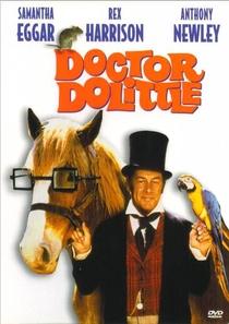 O Fabuloso Doutor Dolittle - Poster / Capa / Cartaz - Oficial 1