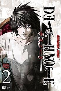 Death Note (1ª Temporada) - Poster / Capa / Cartaz - Oficial 34