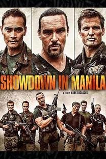 Showdown in Manila - Poster / Capa / Cartaz - Oficial 2
