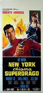 Secret Agent Super Dragon - Poster / Capa / Cartaz - Oficial 3