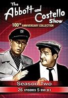 Bud Abbott e Lou Costello (2ª Temporada) (The Abbott and Costello Show (Season 2))