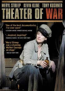 Theater of War - Poster / Capa / Cartaz - Oficial 2