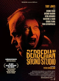 Berberian Sound Studio - Poster / Capa / Cartaz - Oficial 9