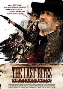 The Last Rites of Ransom Pride - Poster / Capa / Cartaz - Oficial 3