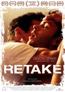 Retake - Poster / Capa / Cartaz - Oficial 2