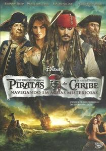 Piratas do Caribe: Navegando em Águas Misteriosas - Poster / Capa / Cartaz - Oficial 16