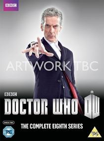 Doctor Who (8ª Temporada) - Poster / Capa / Cartaz - Oficial 3