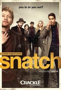 Snatch (1ª Temporada) - Poster / Capa / Cartaz - Oficial 2