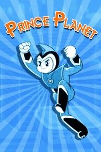 Príncipe Planeta - Poster / Capa / Cartaz - Oficial 1