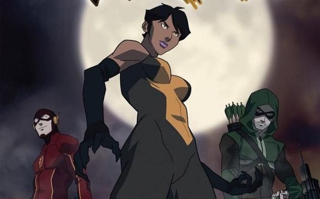 Arrow, The Flash e Vixen: novidades sobre as séries da CW