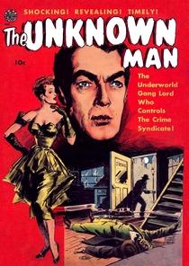 O Homem Desconhecido - Poster / Capa / Cartaz - Oficial 3