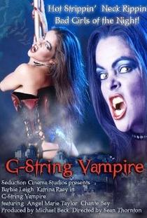G-String Vampire - Poster / Capa / Cartaz - Oficial 1