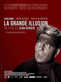 A Grande Ilusão - Poster / Capa / Cartaz - Oficial 8