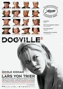 Dogville - Poster / Capa / Cartaz - Oficial 1