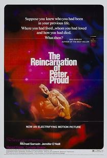 A Reencarnação de Peter Proud  - Poster / Capa / Cartaz - Oficial 3