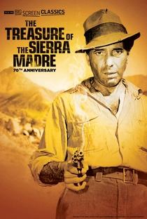 O Tesouro de Sierra Madre - Poster / Capa / Cartaz - Oficial 6