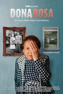 Dona Rosa - Poster / Capa / Cartaz - Oficial 1