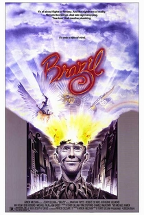 Brazil, o Filme - Poster / Capa / Cartaz - Oficial 3