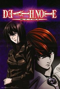 Death Note (1ª Temporada) - Poster / Capa / Cartaz - Oficial 44