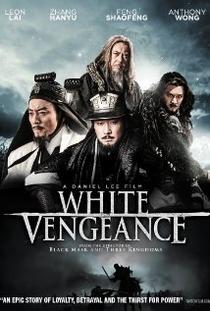 White vengeance - Batalha Pelo Reino - Poster / Capa / Cartaz - Oficial 1