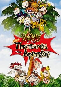 Os Rugrats e os Thornberrys Vão Aprontar - Poster / Capa / Cartaz - Oficial 2