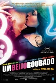 Um Beijo Roubado - Poster / Capa / Cartaz - Oficial 3
