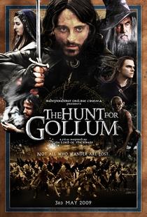 A Caçada de Gollum - Poster / Capa / Cartaz - Oficial 2