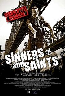 Santos e Pecadores - Poster / Capa / Cartaz - Oficial 4