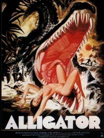 Crocodilo - A Fera Assassina - Poster / Capa / Cartaz - Oficial 1